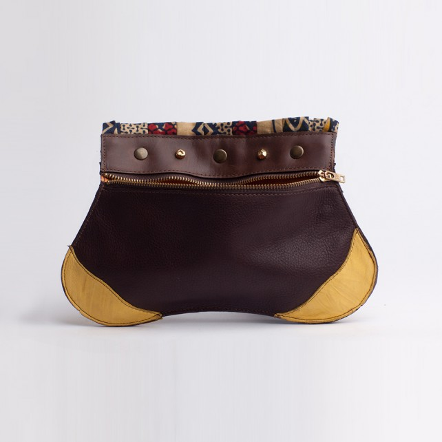 Fulani Holster Brown